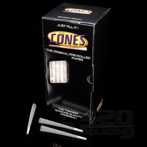 Smoke-Cones 140mm Bulk Box; Original