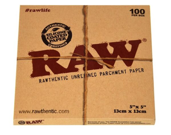 Papers: Raw Parchment 5×5
