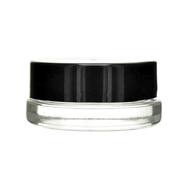7ml Glass Jar – Low Profile