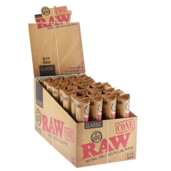 Papers: RAW 1.25 Cones