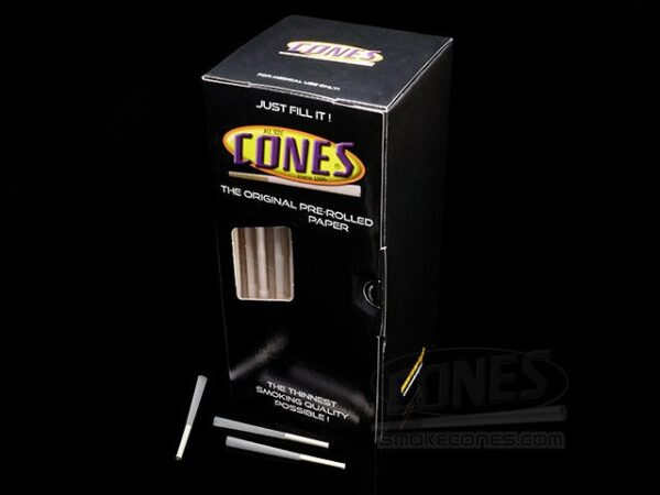 Smoke-Cones 98mm Bulk Box; Original