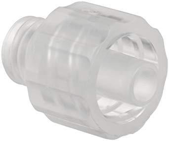 Plastic Syringe Luer Lock Tip