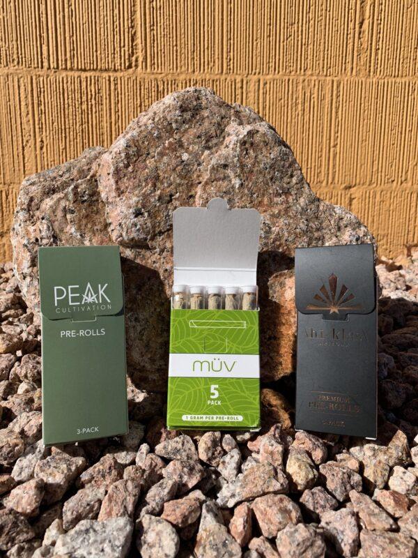 Custom 5-Pack Joint Pack