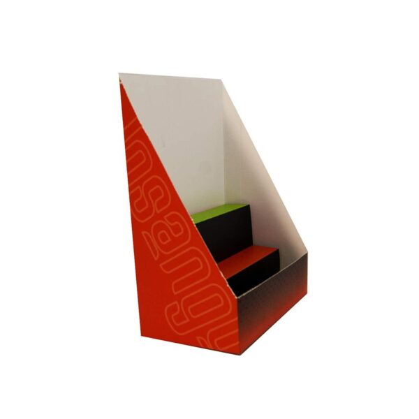 Custom POS Box- 5 Pack, Cartridge & Syringe Box