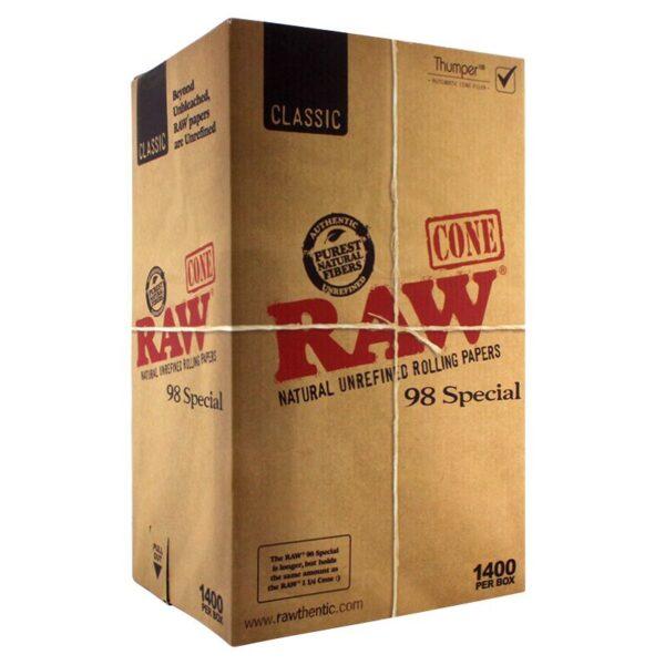 RAW Cones 98 Special 1,400