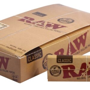 Papers: RAW 1.25 Rolling Papers