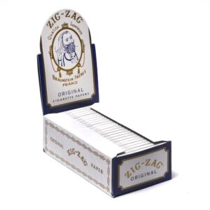 Papers: Zig-Zag Classic White Rolling Papers