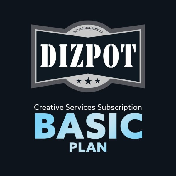 Creative Services Subscription Plan – Basic Plan