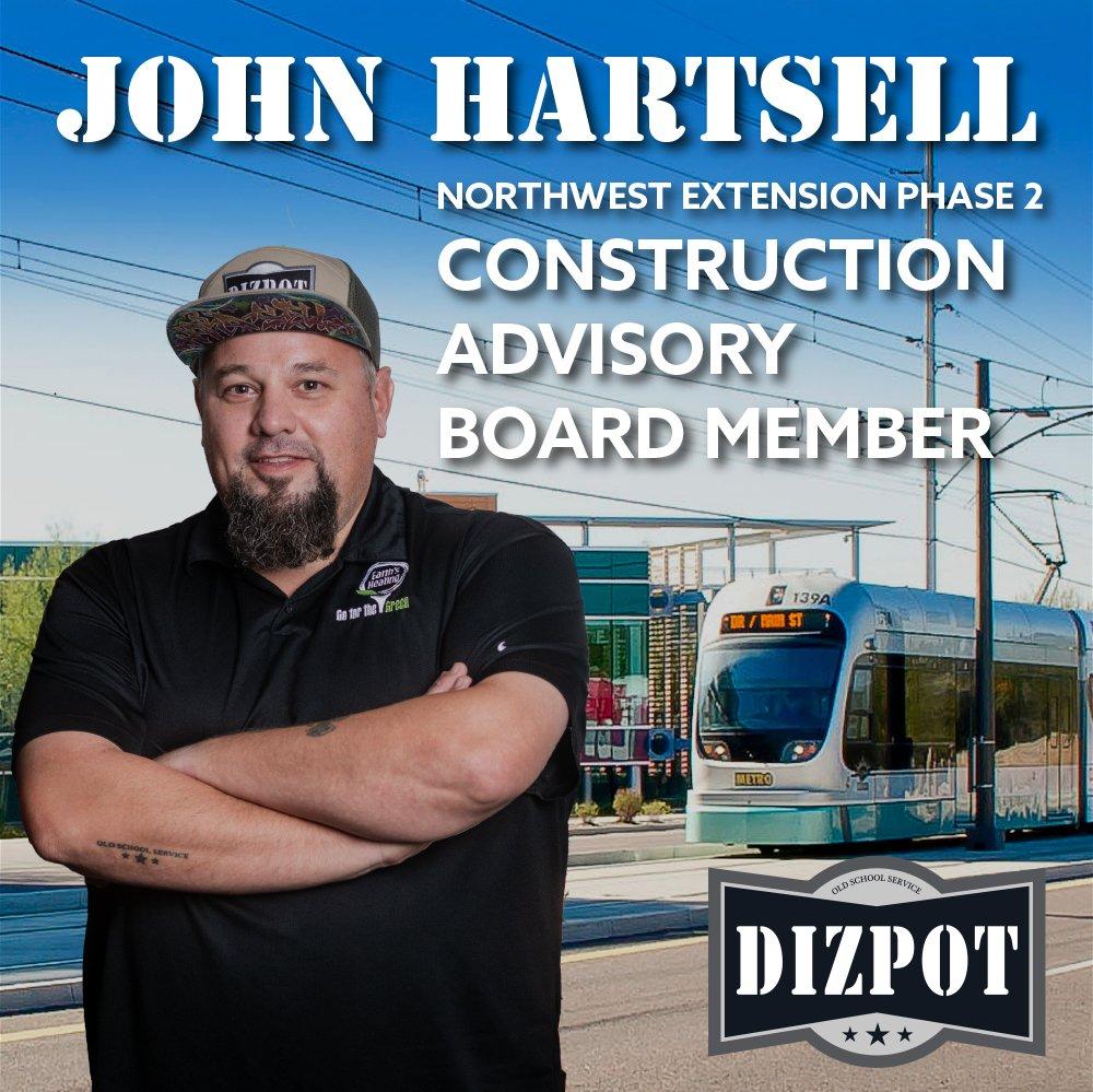 John Hartsell Board Member