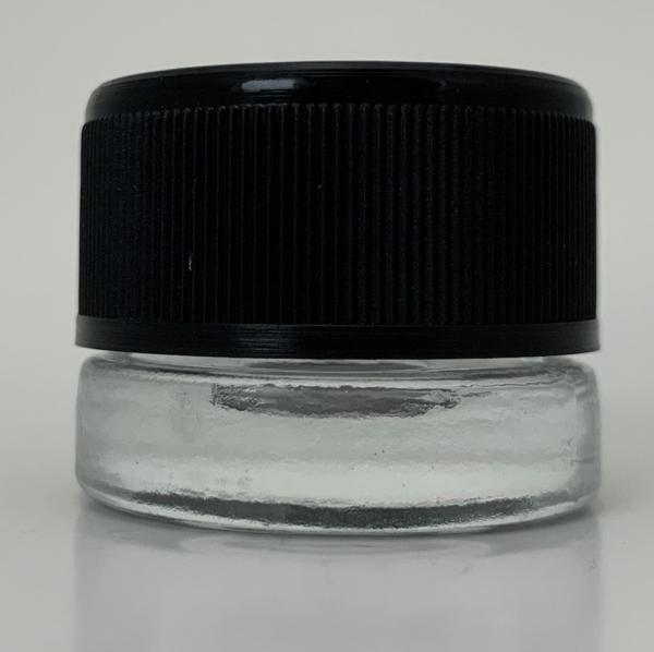 Case of 5ml Glass Jars – Standard Size