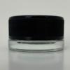 Case of 9ml Glass Jars – Standard Size, 9ml glass concentrate jars, 9ml Glass jars, concentrate packaging